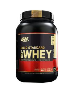 Optimum Nutrition 100% Whey Gold Standard Vanilla Ice Cream 2 lbs