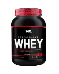 Optimum Nutrition Whey Performance Chocolate 2.15 lb