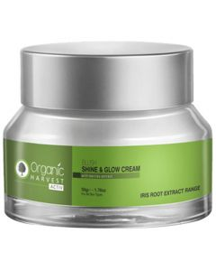 Organic Harvest Shine & Glow Cream 50g