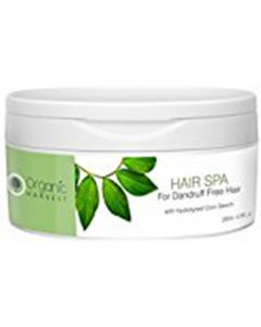 Organic Harvest Hair Spa Dandruff Free Hair 200g