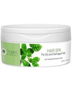 Organic Harvest Hair Spa Dry & Damage 200g