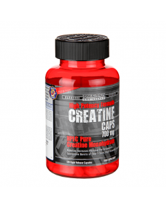 Precision Engineered Creatine 700mg 120 Capsules