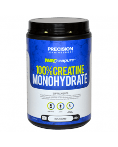 PE Creapure 100% Creatine Monohydrate unflavoured Powder 400g