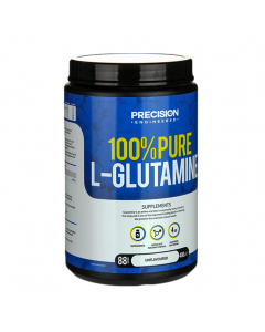 Precision Engineered 100% Pure L-glutamine Powder 400g