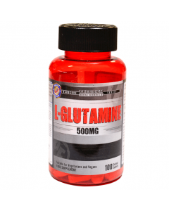 Precision Engineered L-Glutamine 500mg 100 Caplets