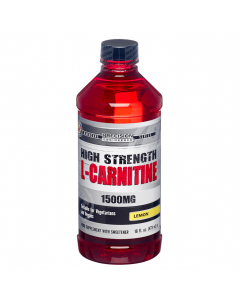 Precision Engineered High Strength L-Carnitine Bottle 1500mg 473ml