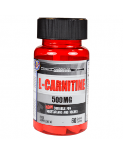 Precision Engineered L-Carnitine 500mg 60 Caplets