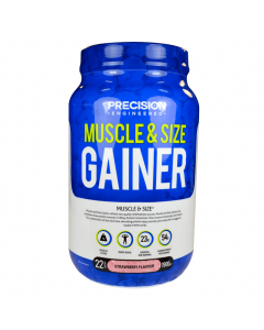 Precision Engineered Muscle & Size Gainer Strawberrry 1900g