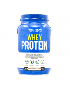 Precision Engineered Whey Protein Cookies & Cream 908g