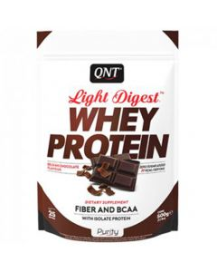 Qnt Whey Light Digest Belgian Choco 500g