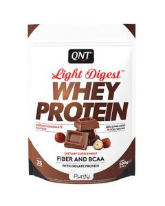 Qnt Light Digest Whey Hazelnut 500g