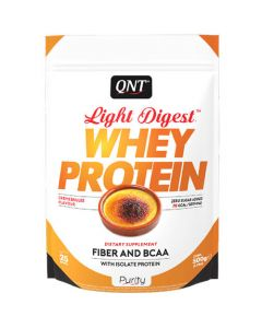 Qnt Light Digest Whey Creme Brulee 500g