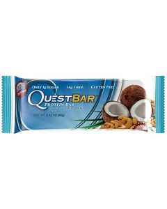 Quest Coconut Cashew Bar 60g