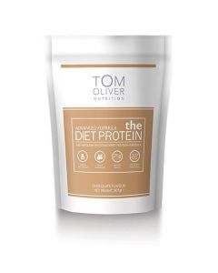 Tom Oliver Diet Protein Chocolate 907gm