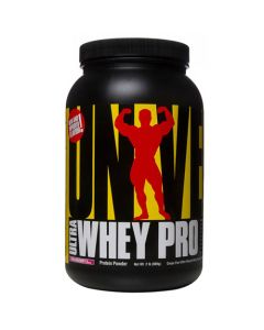 Universal Nutrition Ultra Whey Strawberry 2lbs