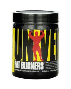 Universal Nutrition Fat Burner 55 Tablets