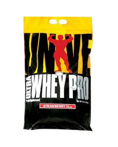Universal Nutrition Ultra Whey Strawberry 10lbs